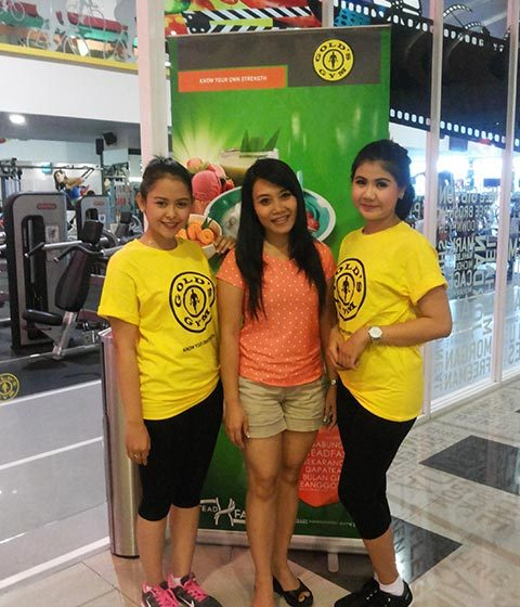 SPG – Gold's Gym